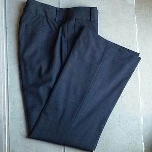 Banana Republic Gray Wool Martin Fit Trouser Sz 10